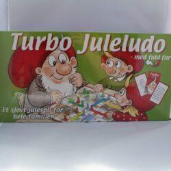 sjovt brætspil til jul turbo ludo med nissen julius
