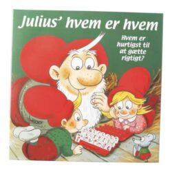 hvem er hvem brætspil med nissen julius