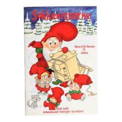 bog med 24 historier om Julius nisserne sokkenisserne julekalender historie bog