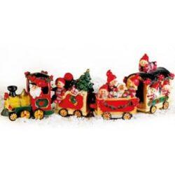 tog som julepynt og til julelandskab med Babynisser