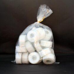 fyrfadslys billige i plastkop