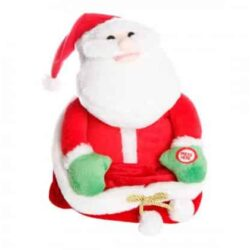 mekanisk julemand med julemusik