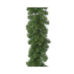 kunstig grøn gran guirlande af kunstigt gran