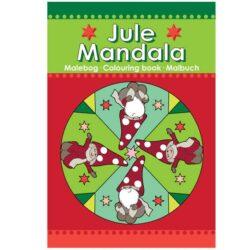 jule malebog med 24 tegninger til at farvelægge