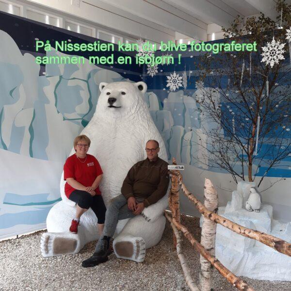 Nissesti isbjørn