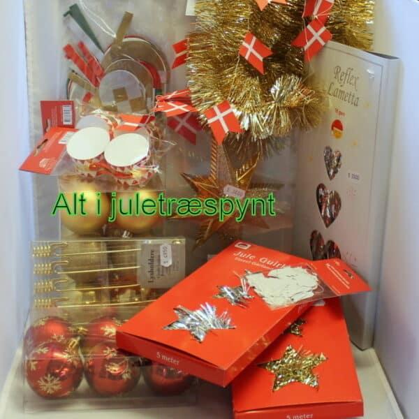alt til juletræet